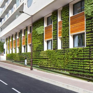 Sustainable building image